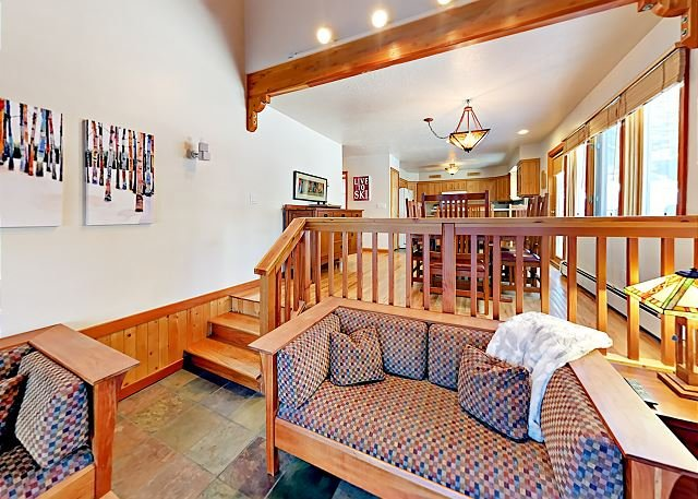 Epic Mountain Views & Private Hot Tub - Across From Lift, vacation rental in Park City