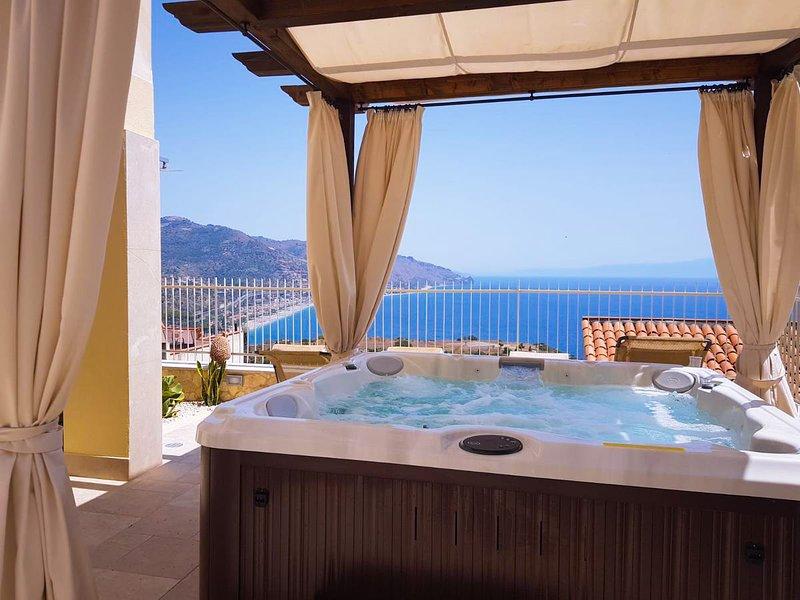 Angelina - Villa Apartment, alquiler vacacional en Mazzaro