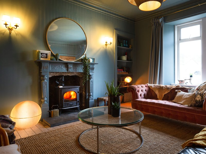 Luxury home from home near Aviemore, holiday rental in Carrbridge