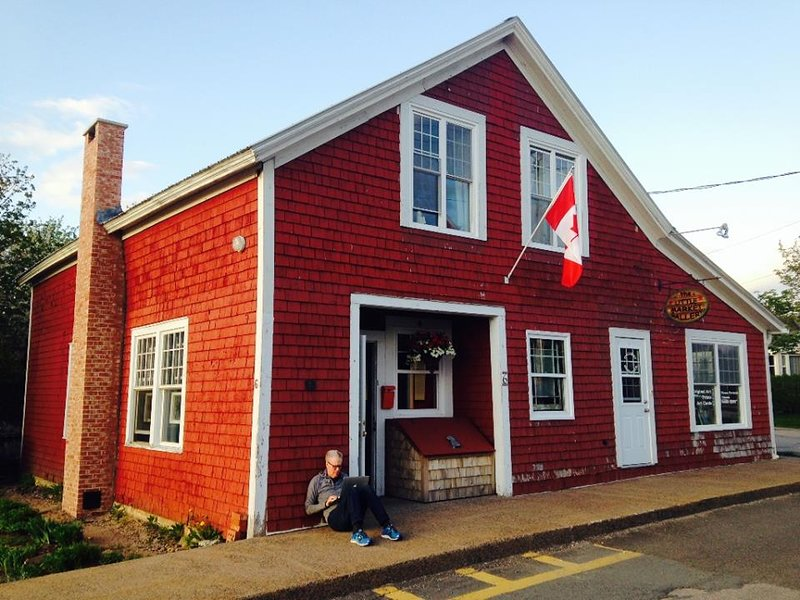Little Market Gallery, holiday rental in Annapolis Royal