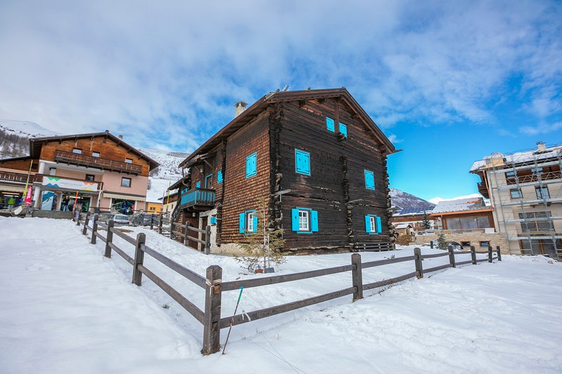 Chalet San Valentino, holiday rental in Livigno
