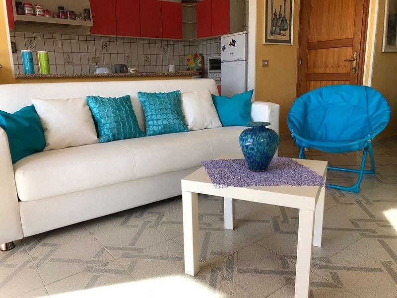 stella del sud a soli 13 min.dal mare ti aspetta!!, holiday rental in Cuglieri