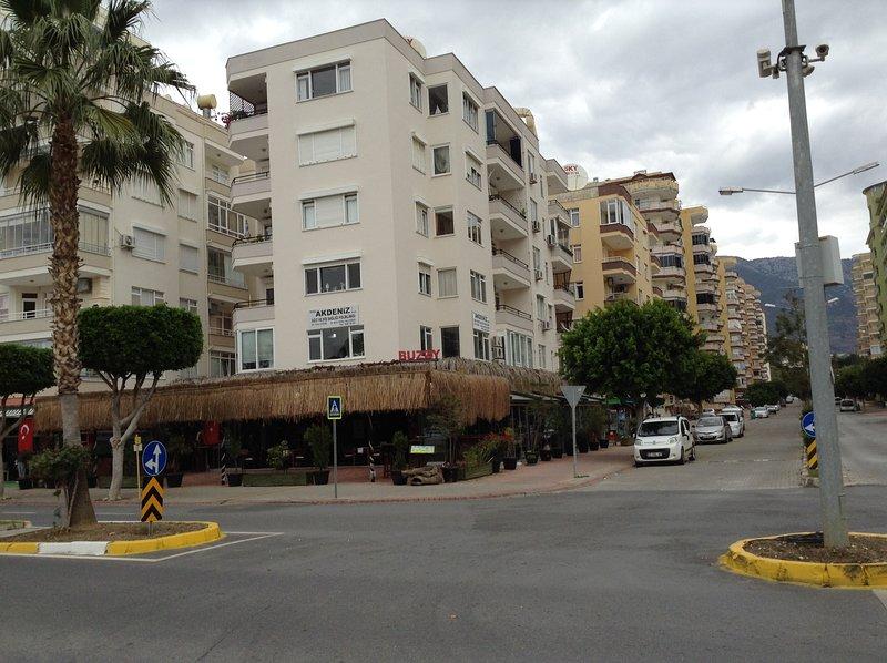Barbaros Beach Apartments nr. 19, vacation rental in Mahmutlar