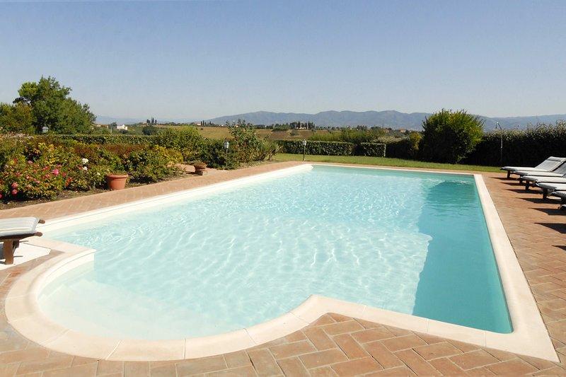 Villa Pinturicchio, holiday rental in Castroncello