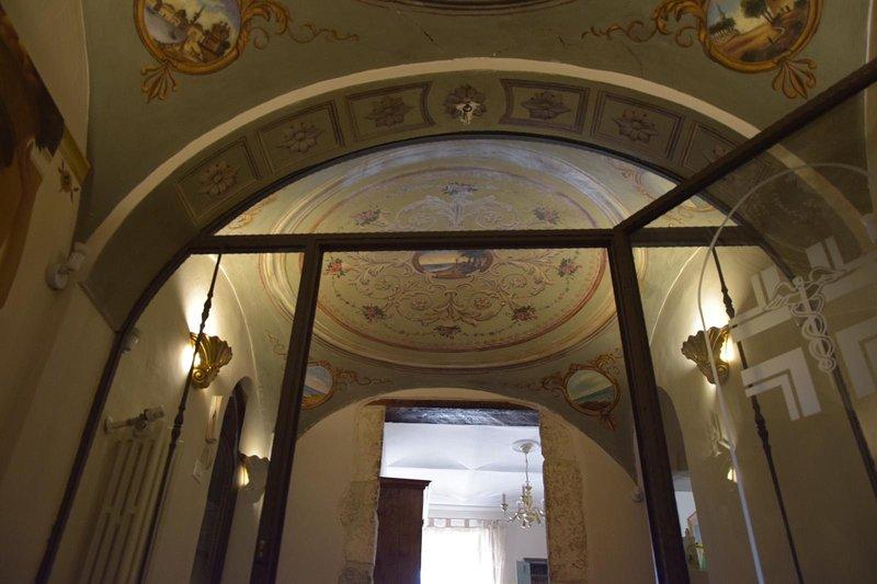 La Casa di Puck nel Borgo di Pretoro, holiday rental in Serramonacesca