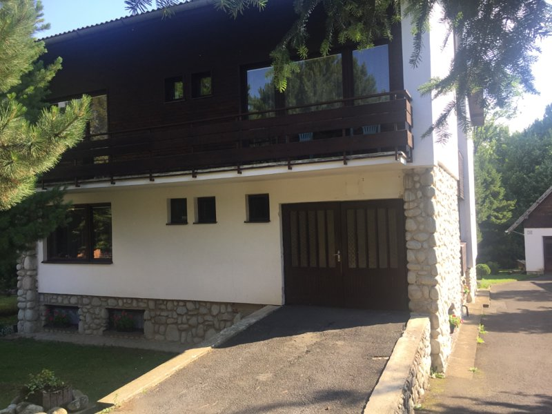 Nová Lesná Privát Near High Tatras, holiday rental in Velka Lomnica