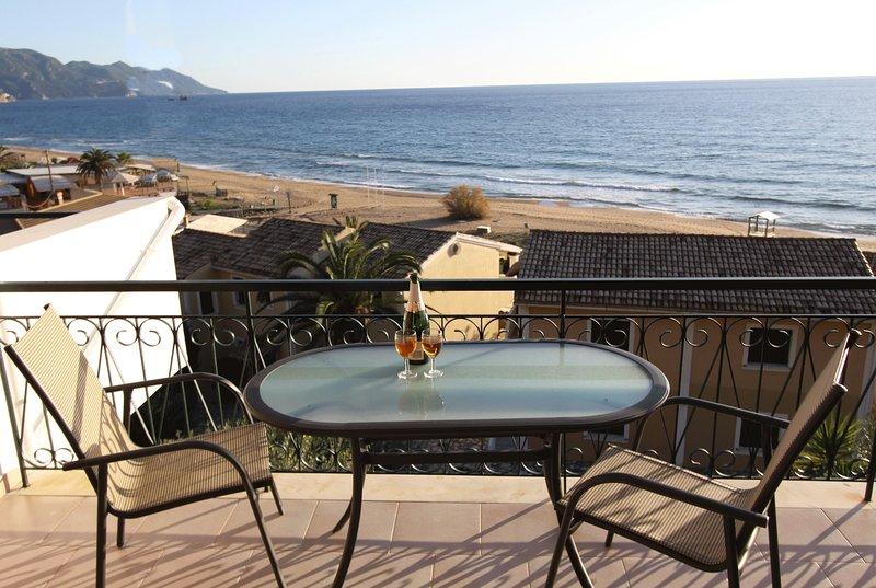 Standart Apartments , Glyfada Beach, casa vacanza a Kokkini