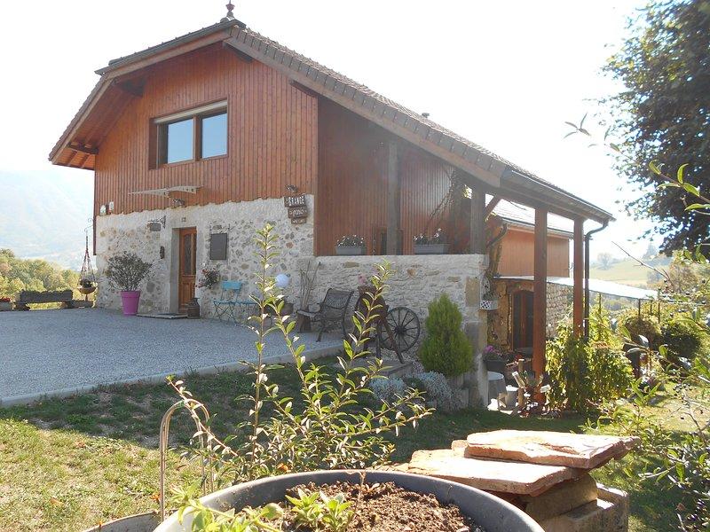 chambres d'hôtes, location de vacances à Lepin-le-Lac