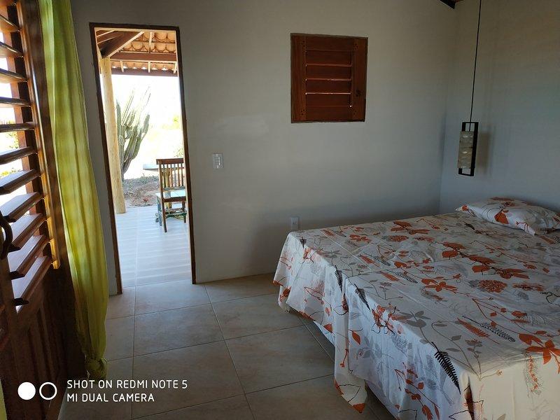Jardim de Kїnnara Chalet, holiday rental in Guajiru