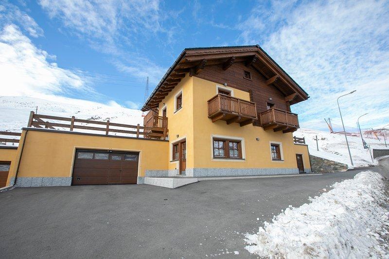 Sponda, holiday rental in Baite
