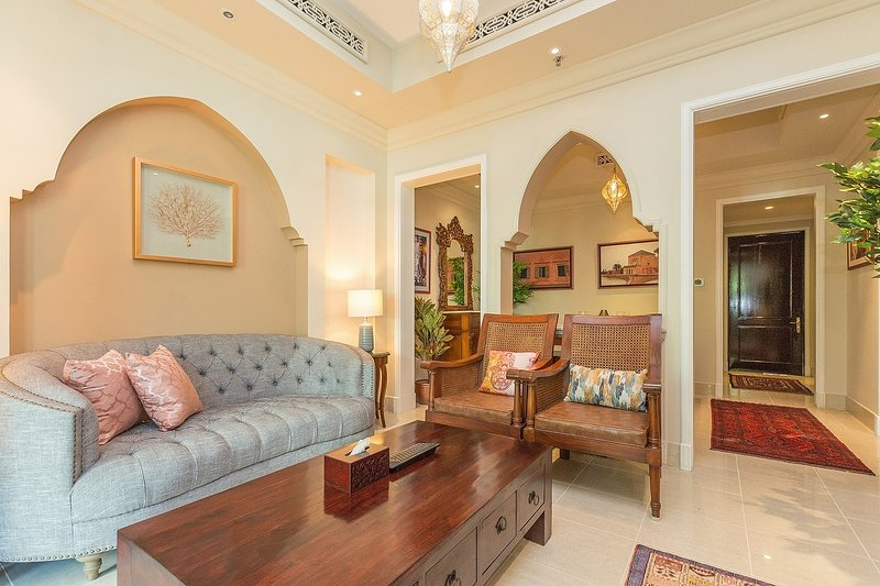 Sanctuary [Ease by Emaar]|Artistic One Bedroom, holiday rental in Hatta