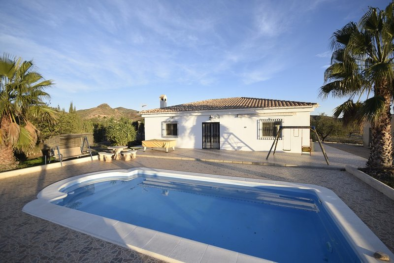 3 Bed 2 Bath Villa in the Albox area, holiday rental in Arboleas