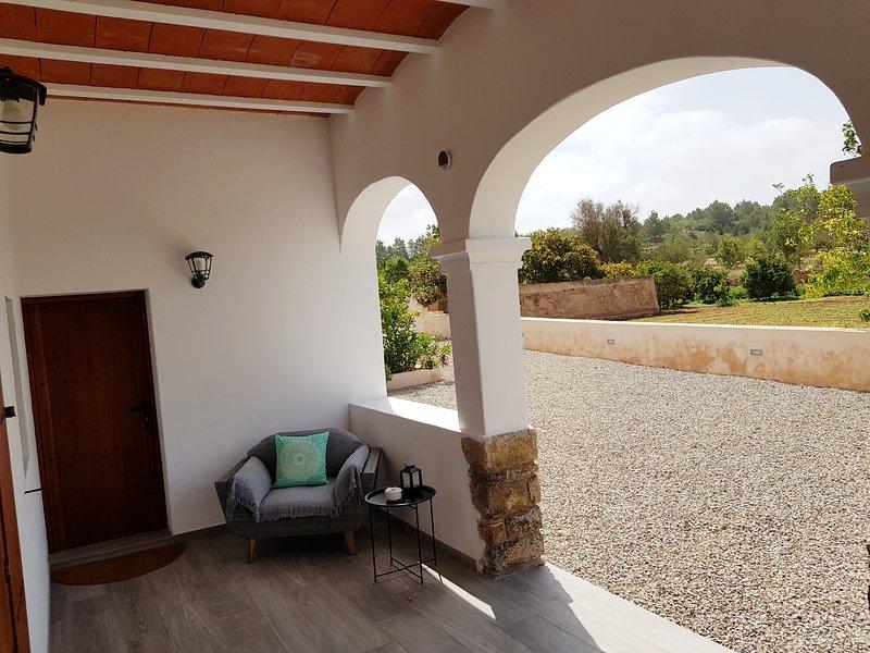 Villa Can Bagot Ibiza, aluguéis de temporada em San Rafael
