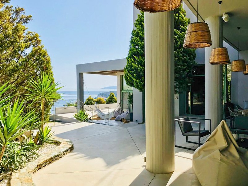 Lygaria Villa Sleeps 4 with Pool - 5738881, holiday rental in Fodele