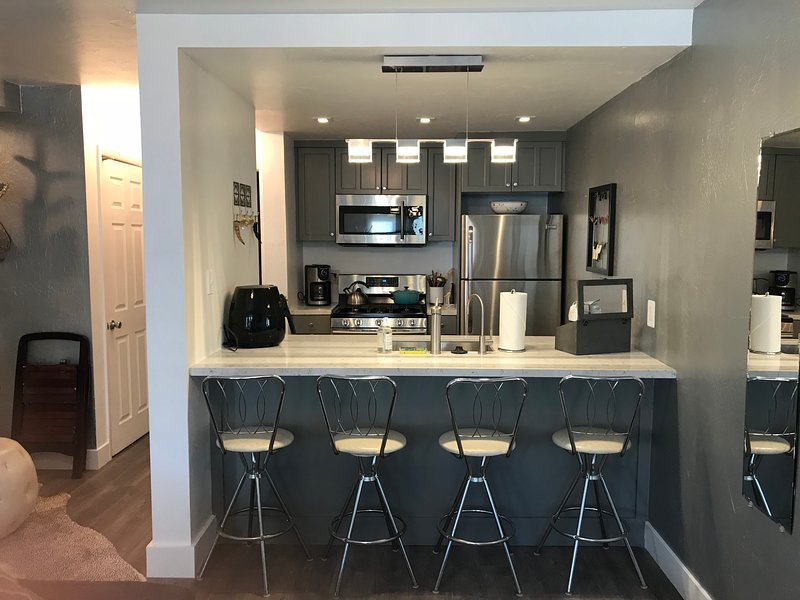 Beautiful Kitchen. Newly renovated and updated  with Island.