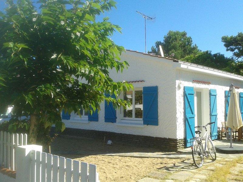Villa l ocean 3 bed/ 2 bath Coastal Villa 4 DAY BREAKS AVAILABLE, holiday rental in La Tranche sur Mer