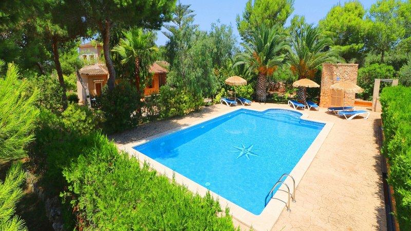 Casa Diego, alquiler de vacaciones en Campos