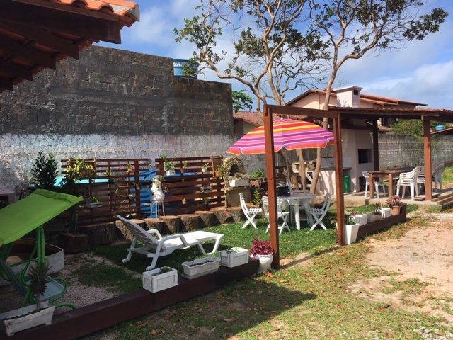 Aluguel Temporada - Apartamentos (4 pessoas) - Casa (10 pessoas), location de vacances à Governador Celso Ramos