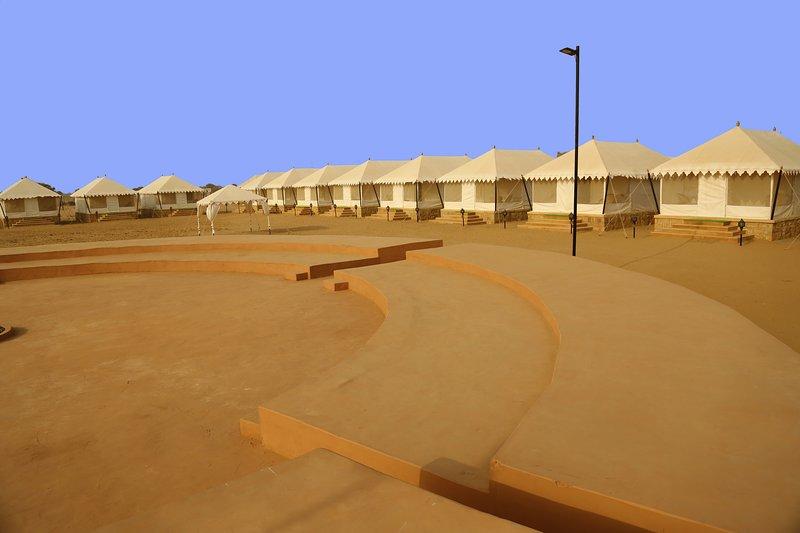 Exotic Luxury Camps, Ferienwohnung in Khuri