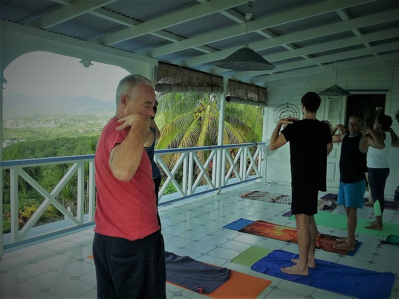 Hatha Yoga course on reservation