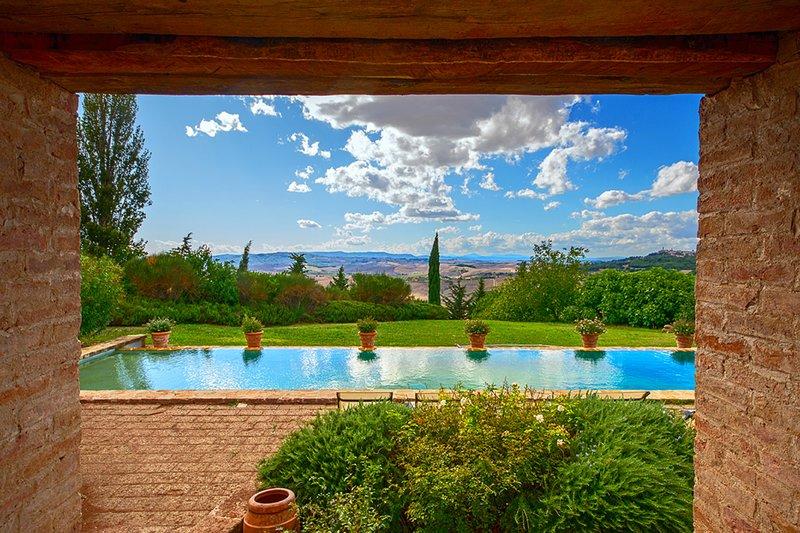 Villa Apparita piscina