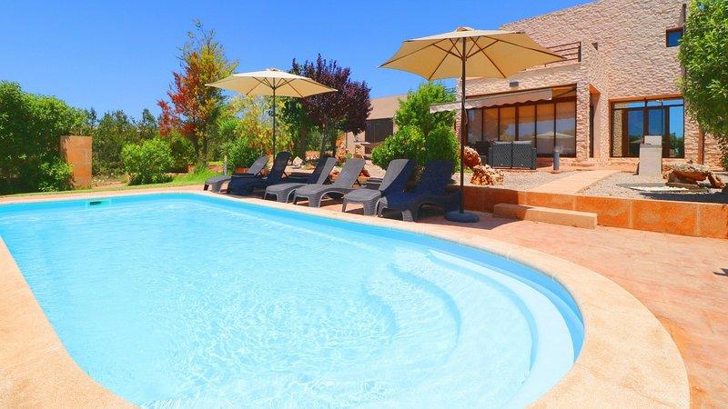 Casa Brigitte, vacation rental in Campos