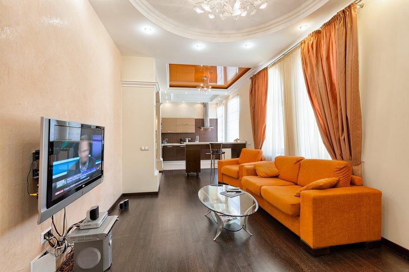 Kiev City Center - Best Deal, vacation rental in Irpin