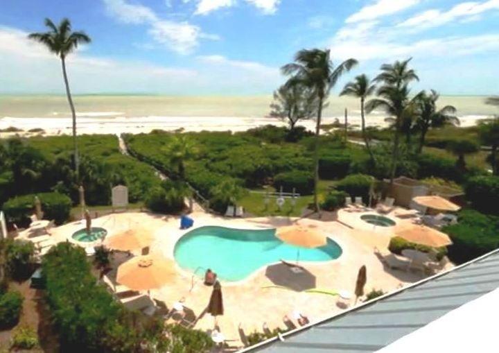 Fabulous Sanibel Island Beach Front And Golf Resort Has Waterfront Download Free Architecture Designs Momecebritishbridgeorg