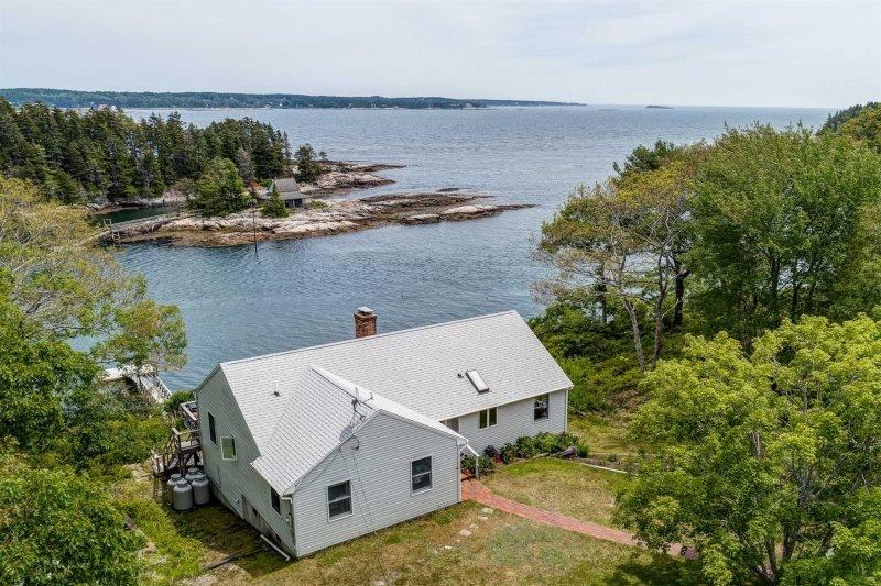 Astounding Merwick Cottage Georgetown Maine Waterfront Private Download Free Architecture Designs Griteanizatbritishbridgeorg