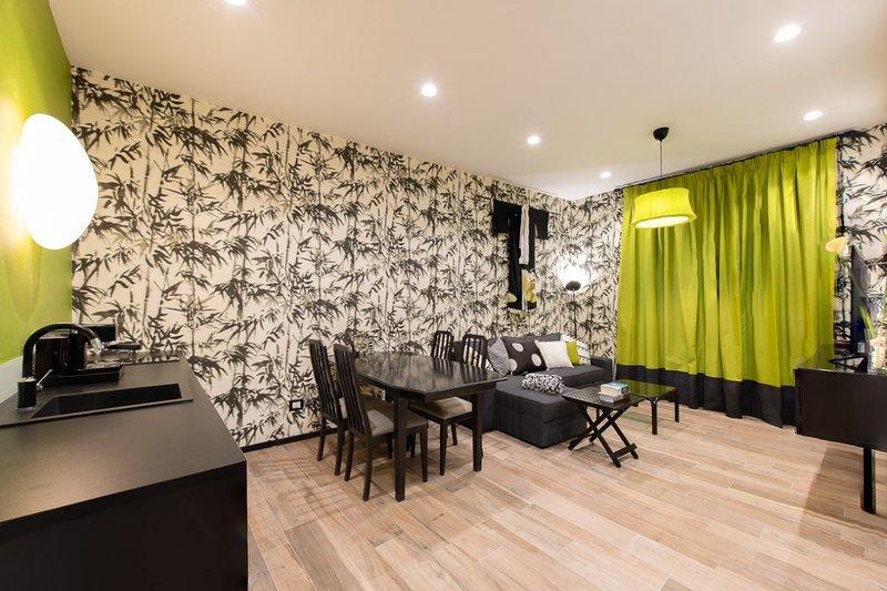 rainbow suite imperial, holiday rental in Sant'Elia Fiumerapido