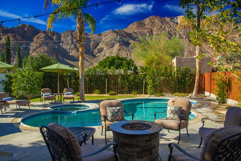 Casa Madero | Luxe 4BD/2BA, Pool/Spa, Putting Green, Gated, Cove, holiday rental in La Quinta