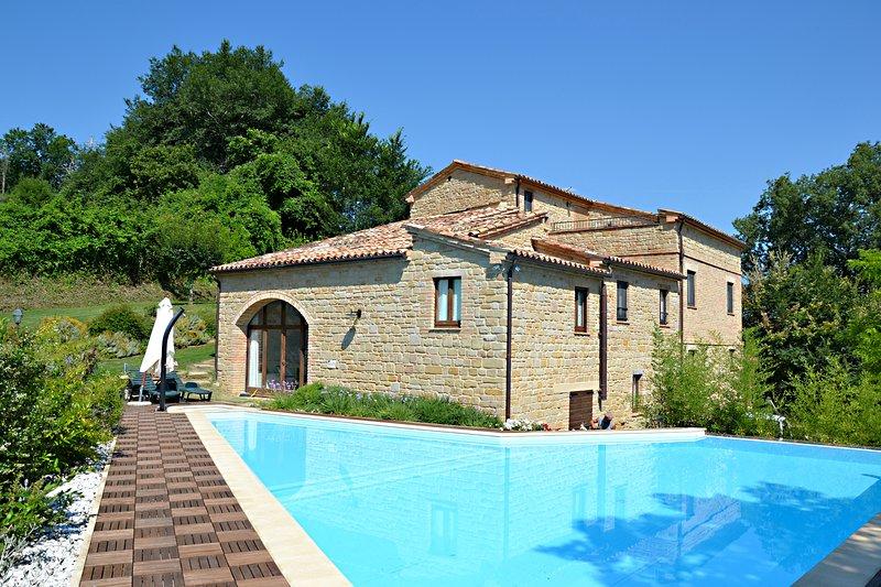 Il Casale di Gualdo - Country House, Ferienwohnung in Penna San Giovanni