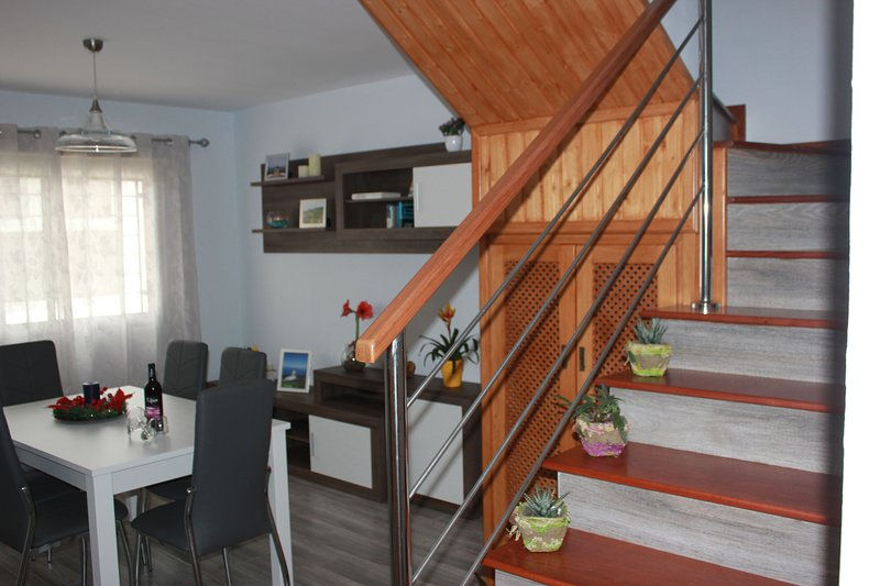 Duplex Belmaco, Casa Familiar cerca de la Playa, vacation rental in Bajamar
