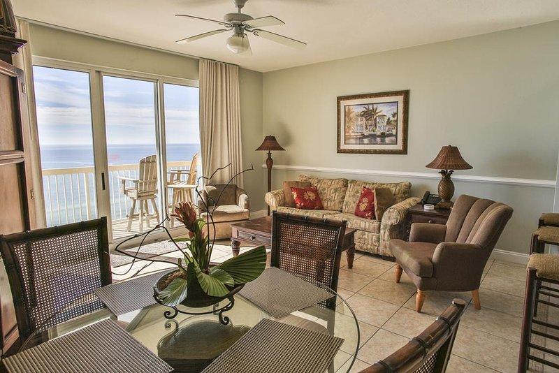 Calypso Beach Resort Condo Rental 807E