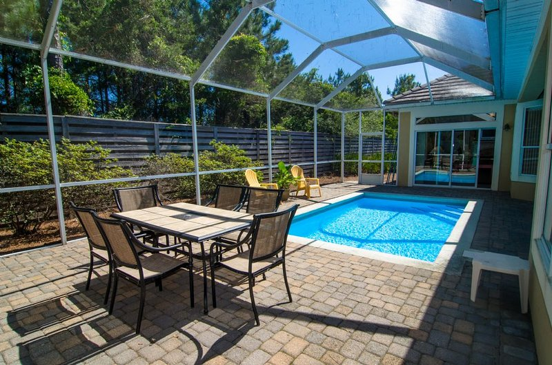 Enjoy Your Very Own Pool in the Backyard!