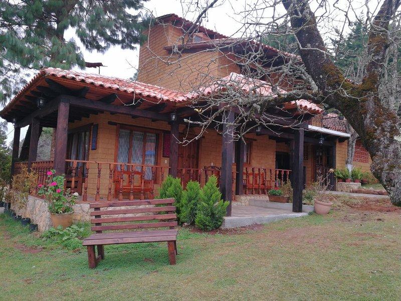 Cabañas Jardines de San Cristobal, location de vacances à Chiapas
