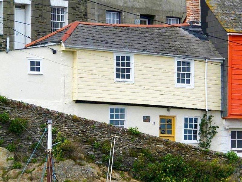 Ferryman's Cottage, vacation rental in Pentewan
