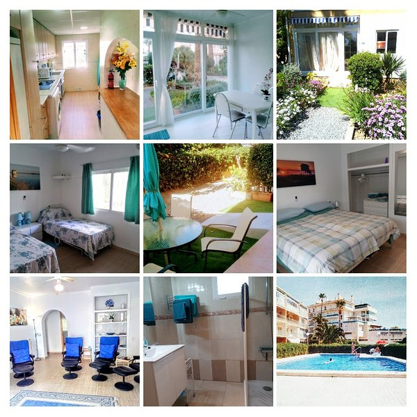 Albir Beach-side Apartment, holiday comfort, holiday rental in L'Alfas del Pi