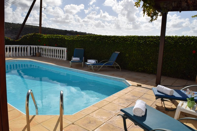 Morgan 4 bedroom Villa with swimming Pool, holiday rental in Tala