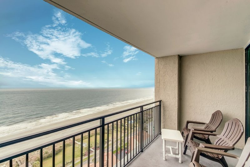 Ocean Forest Plaza 2109 Has Balcony And Air Conditioning