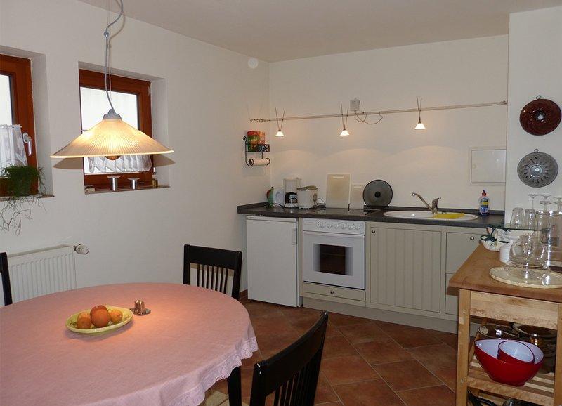 Ferienapartments im Hintergässel - Merian, holiday rental in Rhodt unter Rietburg