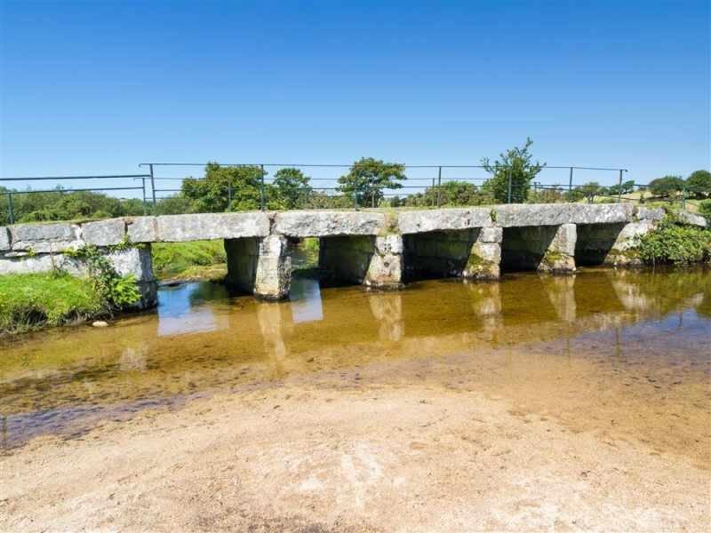 Delphy Bridge Bodmin Moor