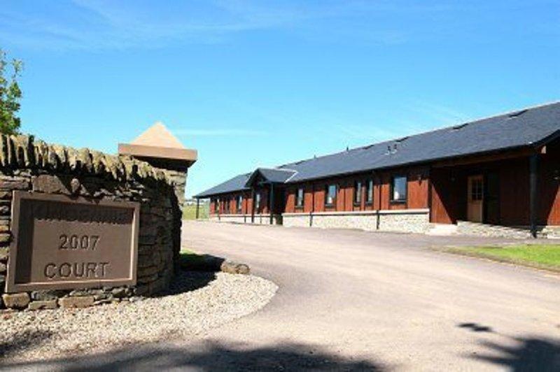 Kingennie Court South, holiday rental in Monifieth