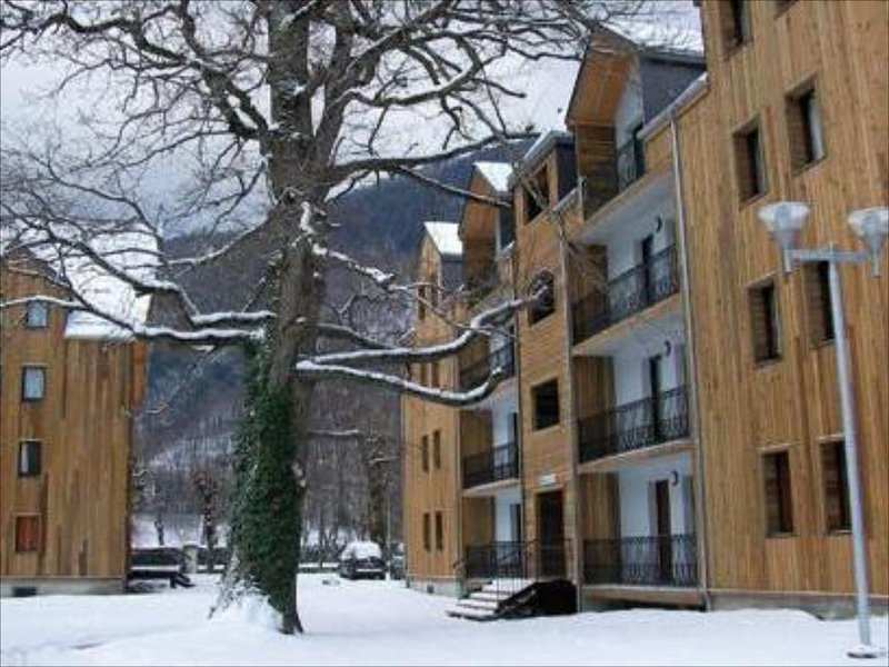 Nice apt - 300 m from the slopes, holiday rental in Saint-Mamet