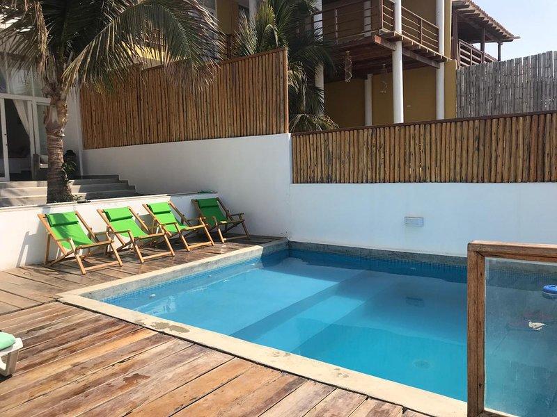 Casa Miri - Vichayito, location de vacances à Mancora