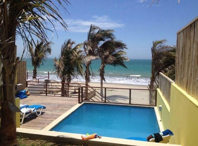 Casa Bianca - Vichayito, location de vacances à Mancora