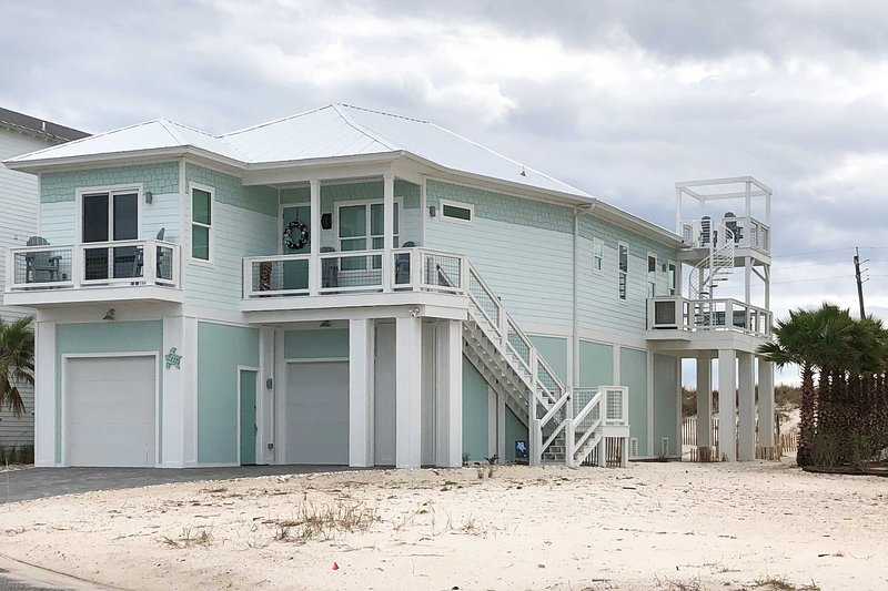 navarre beach house w gulf sound views has dvd player and rh tripadvisor com