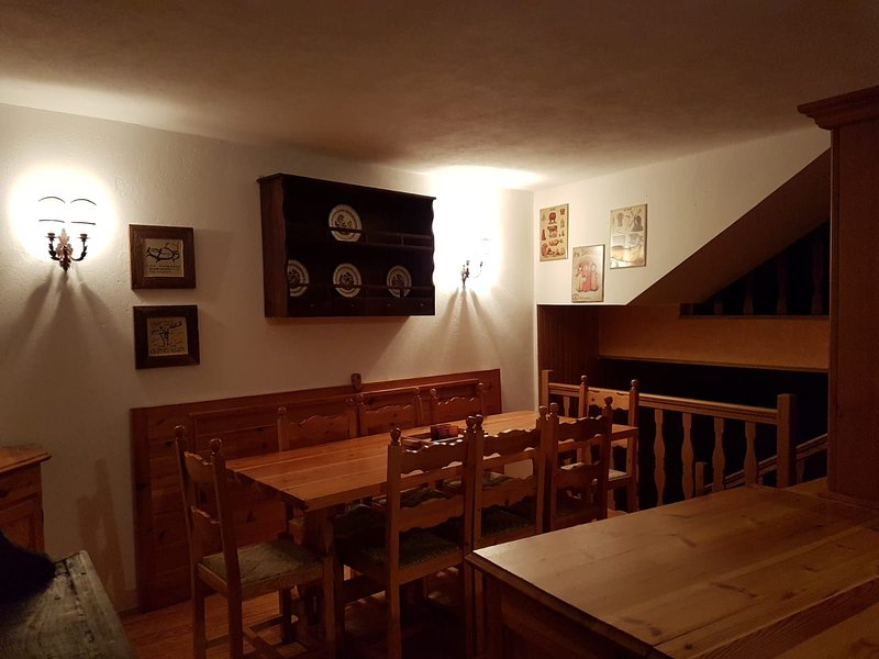 Exclusive Duplex - Champoluc, holiday rental in Ayas