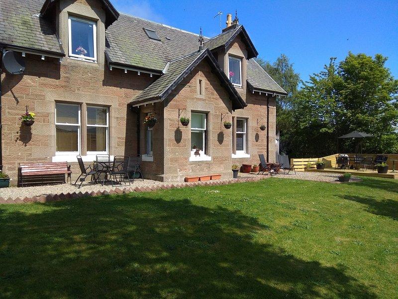 Holiday Home in Inverness, aluguéis de temporada em Allanfearn