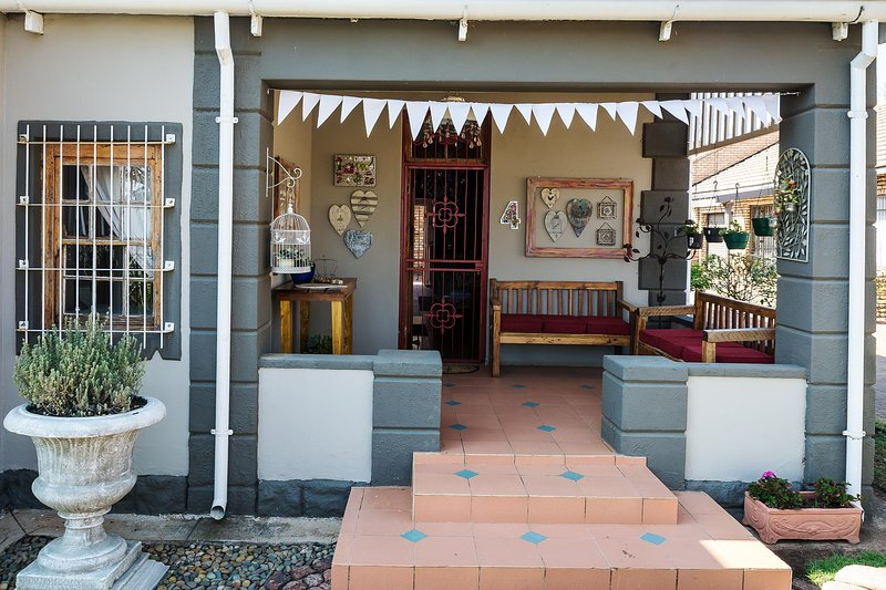 The French Affaire Parys, vacation rental in Free State